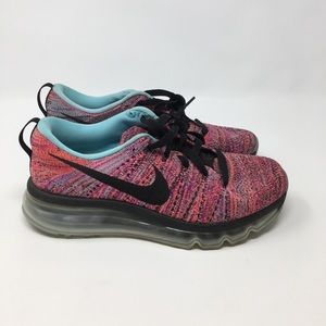 Nike Flyknit Air Max 2016. Women's size 6